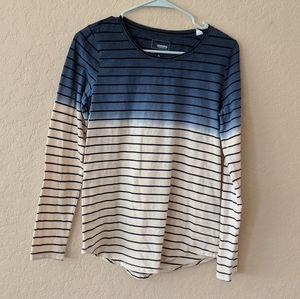 Sonoma brand women's long sleeve shirt size S